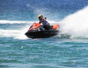 Alquiler moto de agua Benidorm