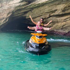 Excursión en moto de agua Benidorm