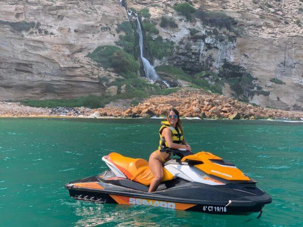 Escursión en moto de agua Benidorm