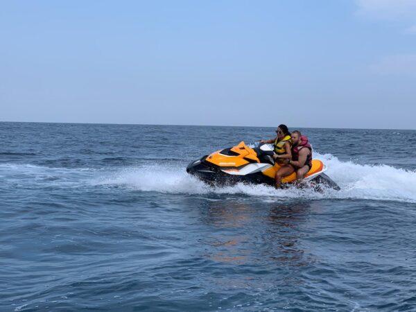 Moto acuática Benidorm